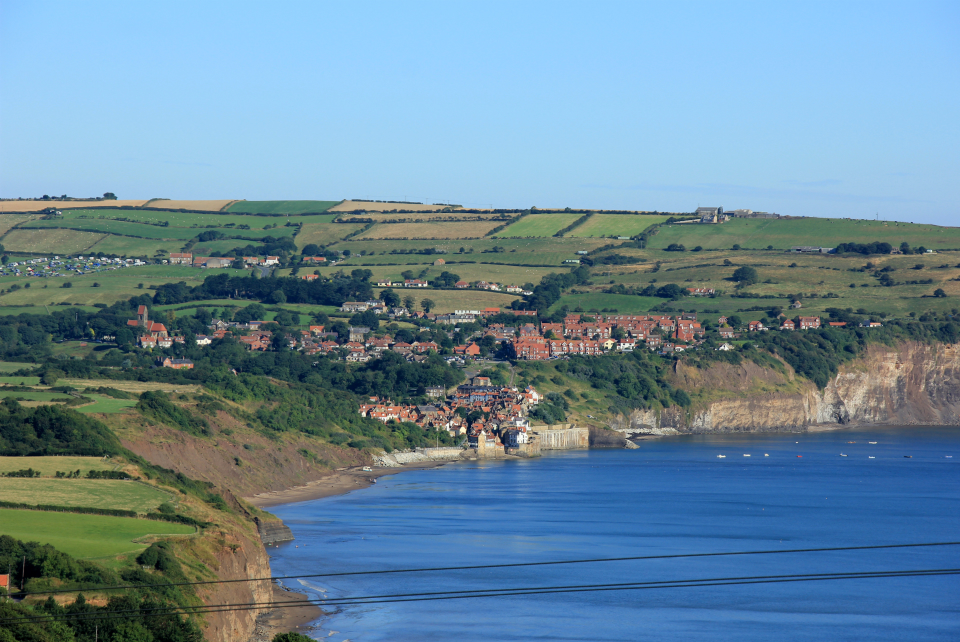 Scarborough To Whitby Cinder Track
